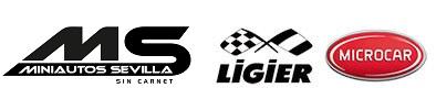 Concesionario Oficial Ligier y Microcar | Coches sin carnet en Sevilla